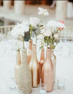 Cheap bridal shower arrangements