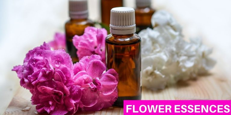 Flower Essences for Healing
