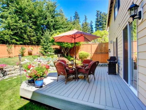 small backyard landscape designs
